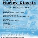 Hurley Classic 17/18 November