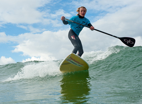 The British Stand Up Paddle Association is leading the development of the sport in the UK.  SUP