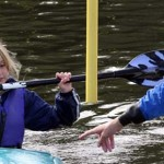 Canoe slalom: learn the basics of teaching canoe slalom