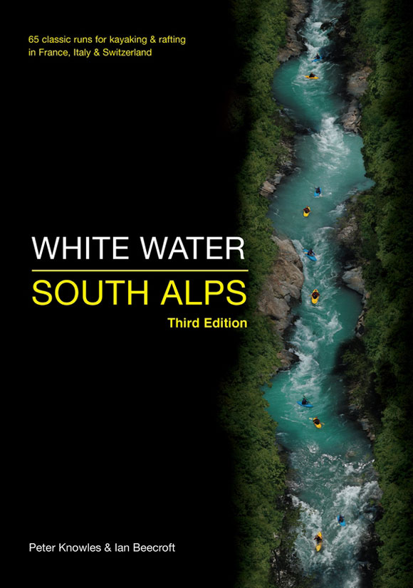 White Water South Alps guidebook
