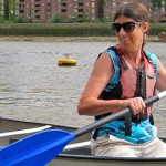Kayak and canoe courses for the over 50s in London