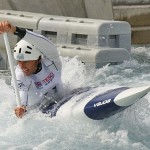 ICF Canoe Slalom World Cup at Lee Valley White Water Centre June 2014