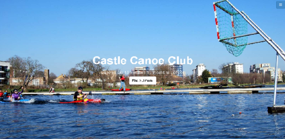 London Canoe Polo at Castle Canoe Club website