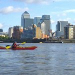 Paddlefest at Shadwell Docks 20-21 September. Workshops, river trips, demo boats and more