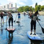Thames Tidefest: free kayak & stand up paddleboarding