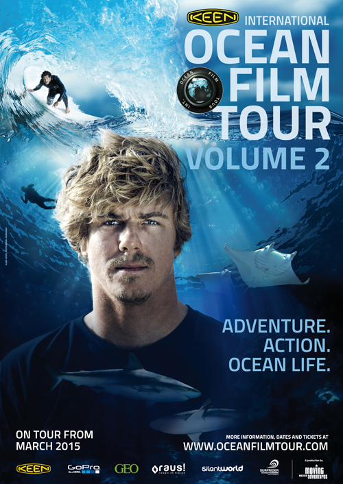 International Ocean Film Tour  2015
