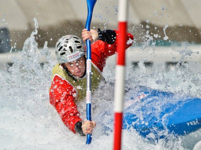 ICF Canoe Slalom World Championships London Sept 2015