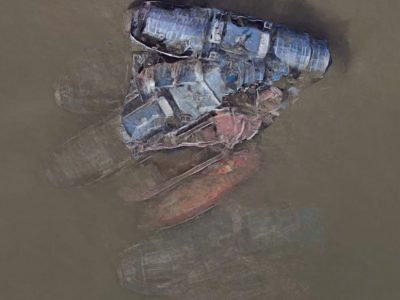 Ghost ships of the River Thames